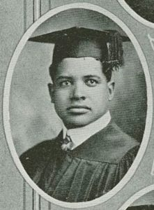 George W. Cooper yearbook