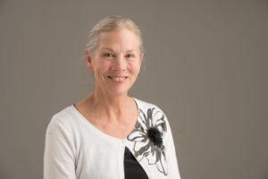 an environmental portrait of Susan Bailey