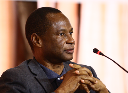 Ousmane Koita, University of Bamako in Mali