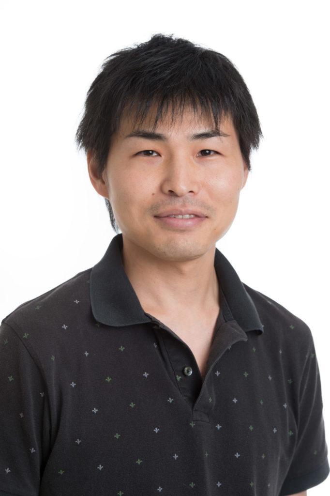 Dr. Satoshi Tokunaga, veterinarian and resident at CSU