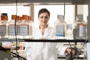 Marcela Henao-Tamayo, CSU researcher who studies TB