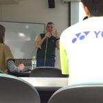 Dr. Mark Zabel's visiting lecture
