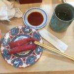 Exquisite sashimi