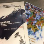 SaSSOH and APPS conference brochures