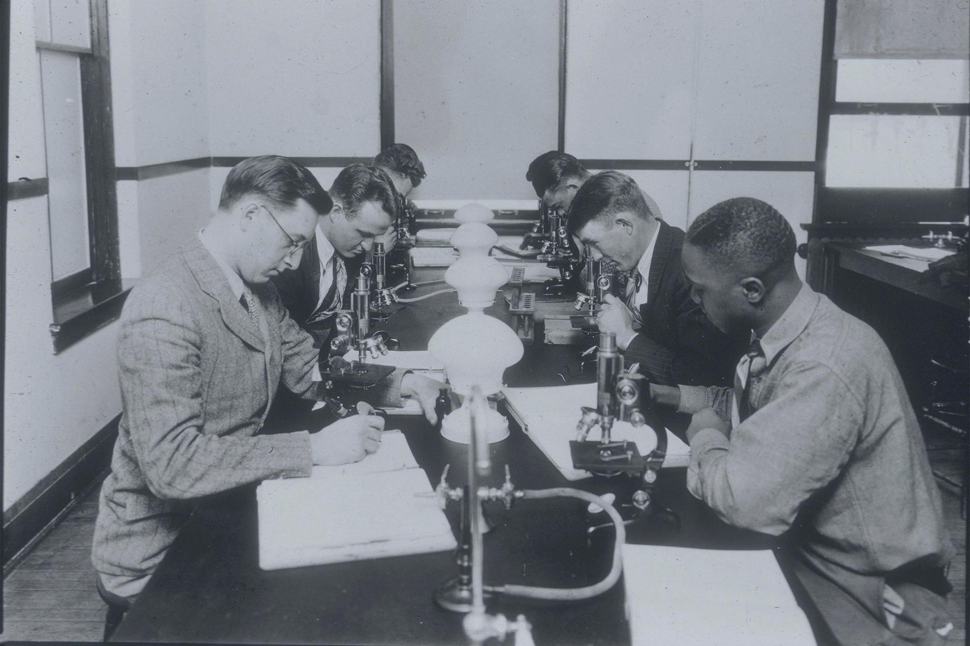 Microscope Class