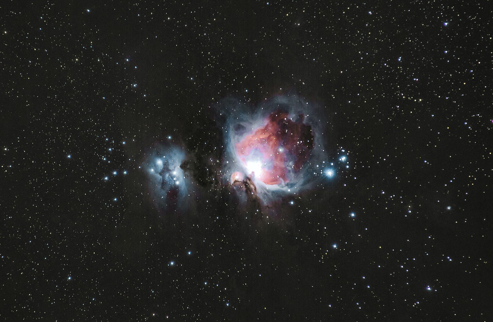 photo of a supernova