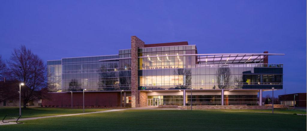 Translational Medicine Institute exterior