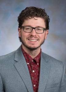 Jared Luxton, CSU alum