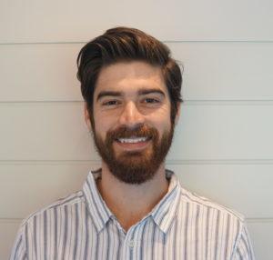 portrait of graduate student Josh Moore