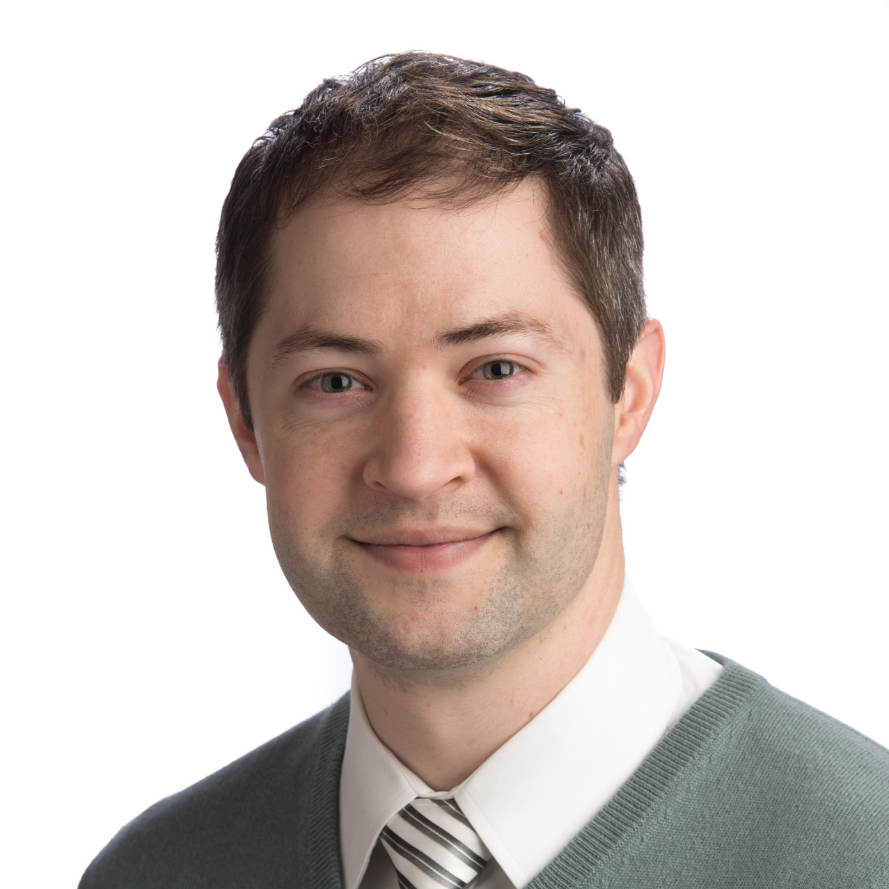 Headshot of Dr. Brian Scansen
