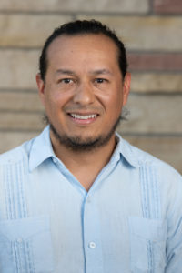Dr. David Rojas, epidemiologist at Colorado State University